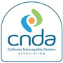 CNDA logo | California Naturopathic Doctors Association | Dr. Christina Caselli, Naturopathic Medicine Mt. Shasta | North Star Medicine